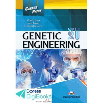 CAREER PATHS GENETIC ENGINEERING STUDENT'S BOOK DIGIBOOK APPLICATION