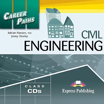 CAREER PATHS CIVIL ENGINEERING CLASS CDs (set of 2)