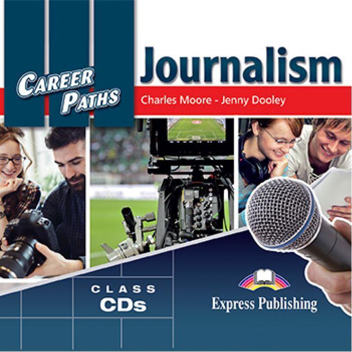 CAREER PATHS JOURNALISM CLASS CDs (set of 2)