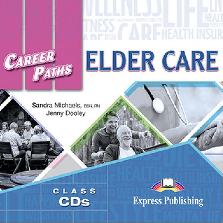 CAREER PATHS ELDER CARE CLASS CDs (set of 2)