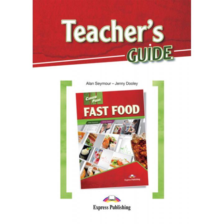 CAREER PATHS FAST FOOD TEACHER'S GUIDE