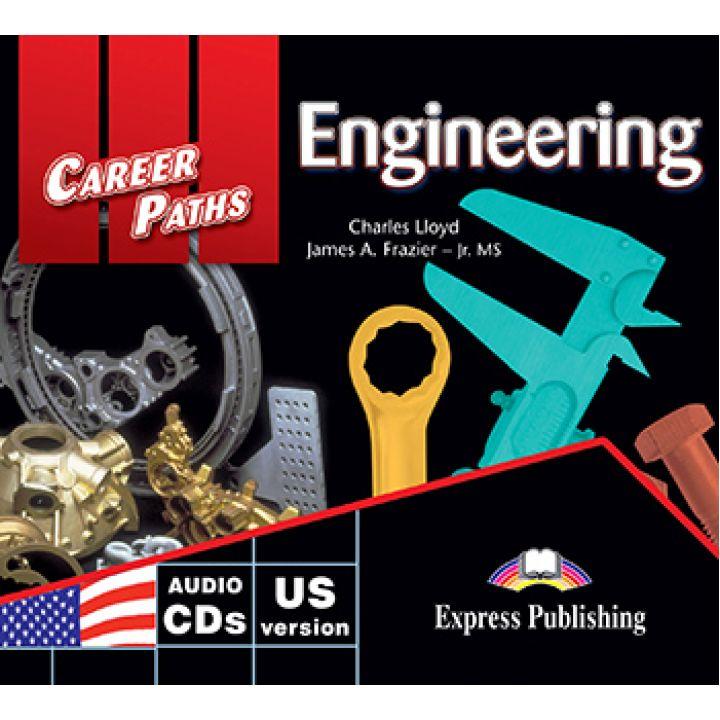 CAREER PATHS ENGINEERING CLASS CDs (set of 2)