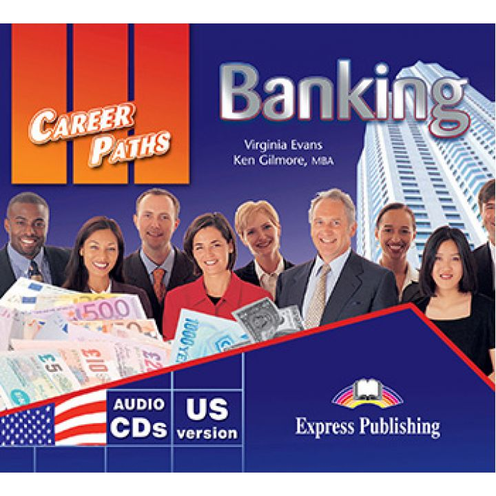 CAREER PATHS BANKING CLASS CDs (set of 2)