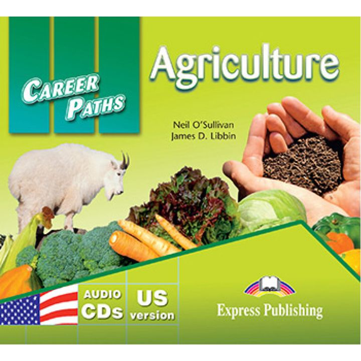 CAREER PATHS AGRICULTURE CLASS CDs (set of 2)