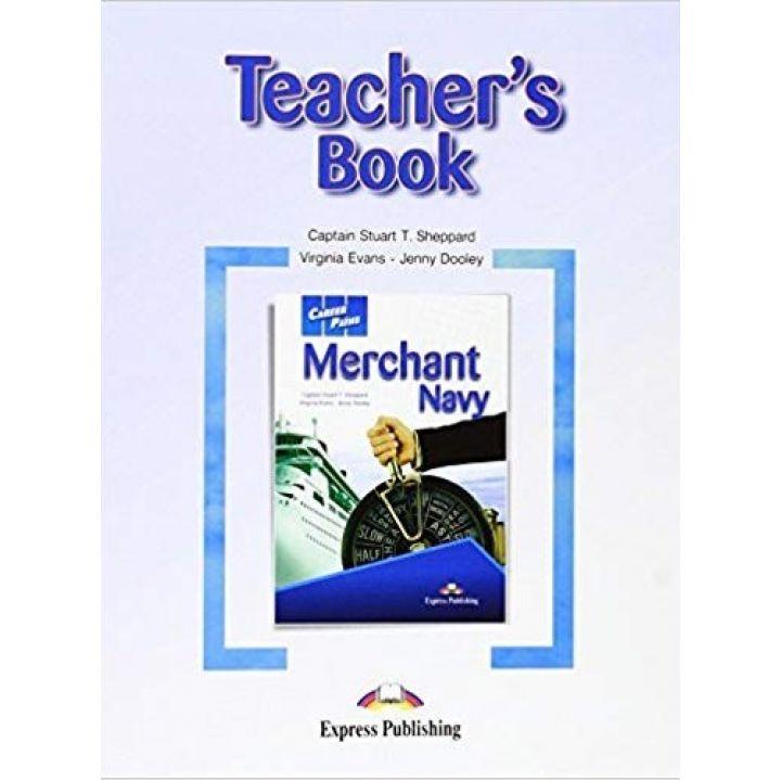 CAREER PATHS MERCHANT NAVY TEACHER'S BOOK
