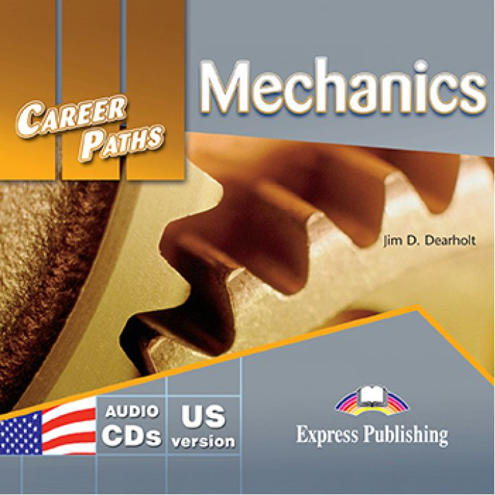 CAREER PATHS MECHANICS CLASS CDs (set of 2)