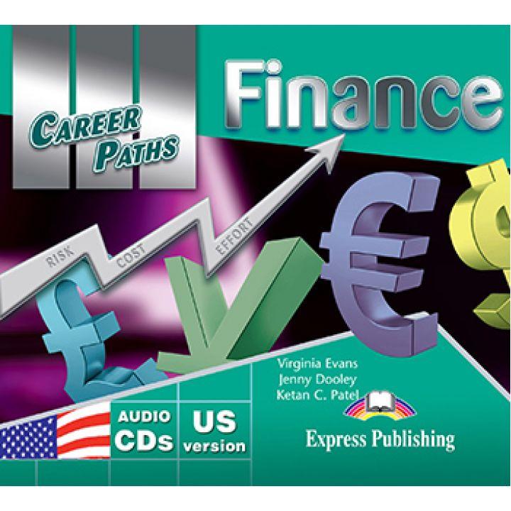 CAREER PATHS FINANCE CLASS CDs (set of 2)