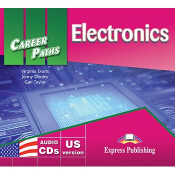 CAREER PATHS ELECTRONICS CLASS CDs (set of 2)