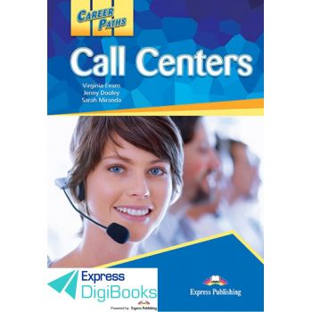 CAREER PATHS CALL CENTERS STUDENT'S BOOK DIGIBOOK APPLICATION