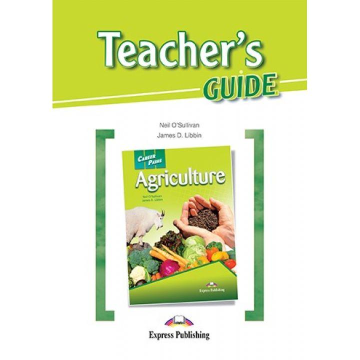 CAREER PATHS AGRICULTURE TEACHER'S GUIDE