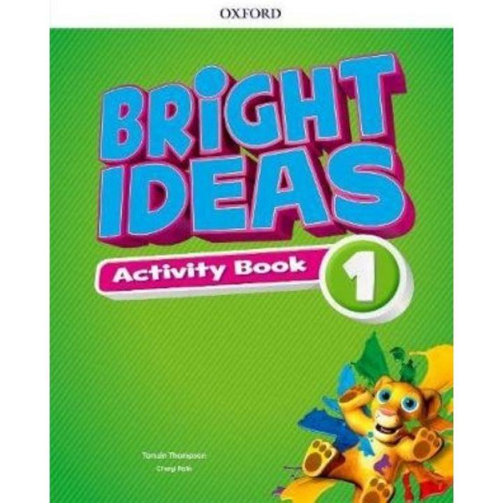 BRIGHT IDEAS 1 ACTIVITY BOOK