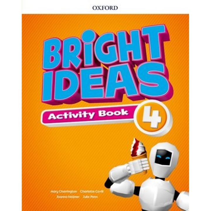 BRIGHT IDEAS 4 ACTIVITY BOOK