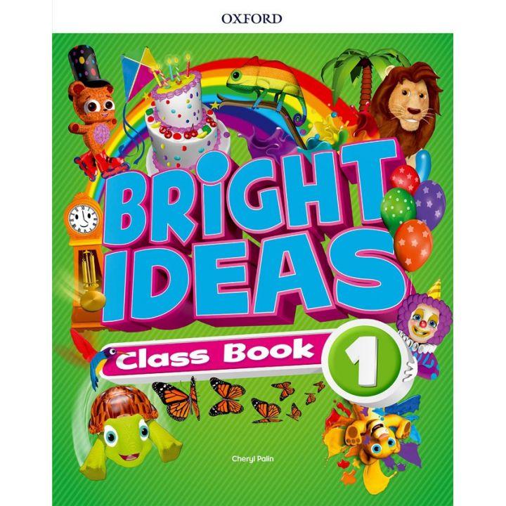 BRIGHT IDEAS 1 CLASS BOOK + APP PK