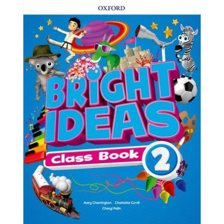 BRIGHT IDEAS 2 CLASS BOOK + APP PK
