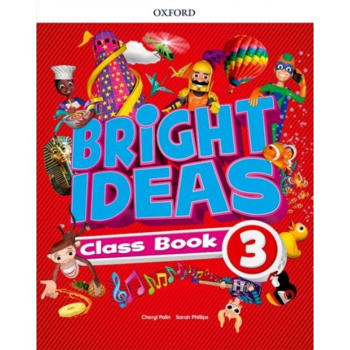 BRIGHT IDEAS 3 CLASS BOOK + APP PK
