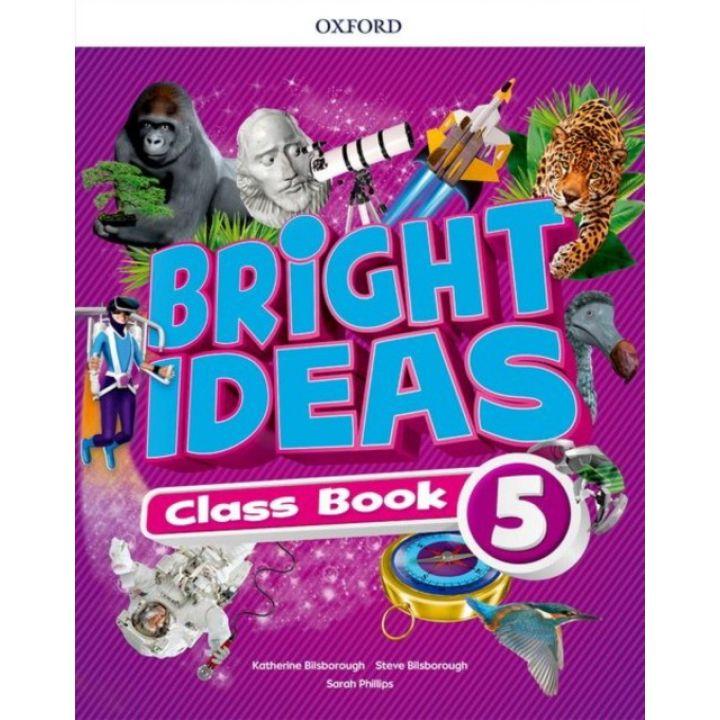 BRIGHT IDEAS 5 CLASS BOOK