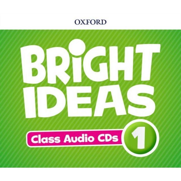 BRIGHT IDEAS 1 CLASS CD