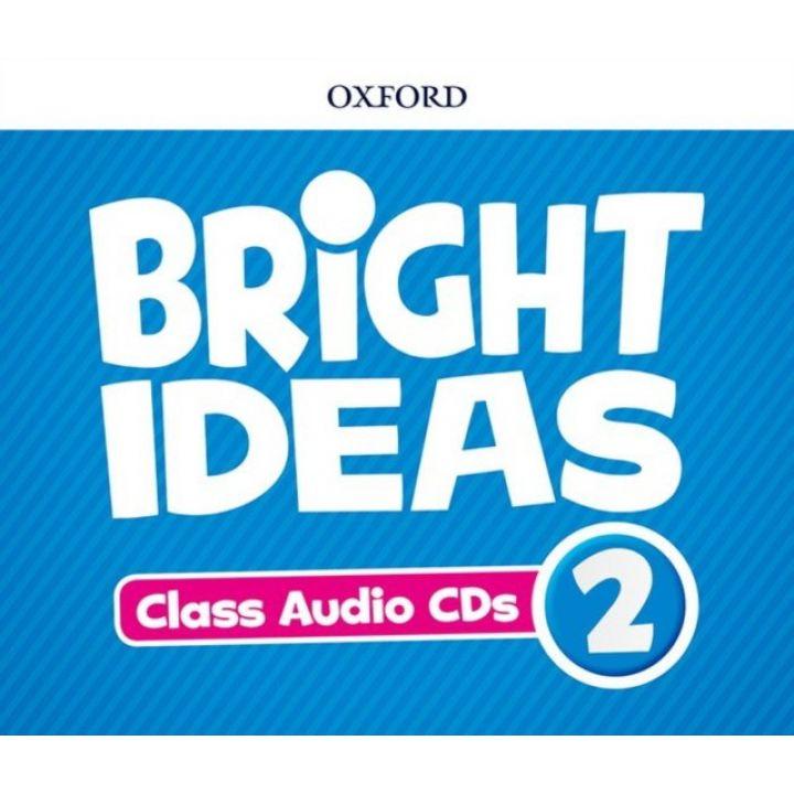 BRIGHT IDEAS 2 CLASS CD