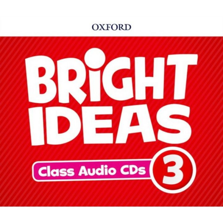 BRIGHT IDEAS 3 CLASS CD
