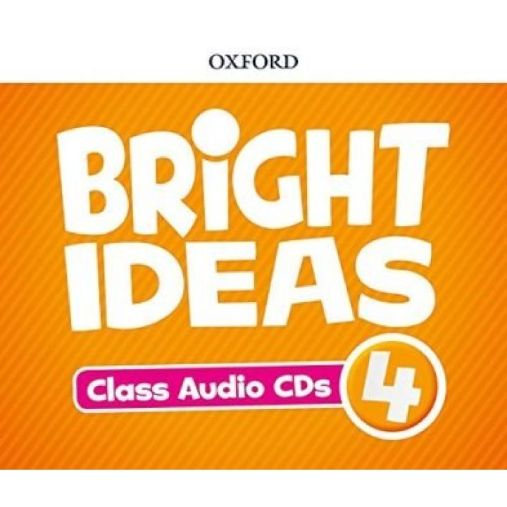 BRIGHT IDEAS 4 CLASS CD