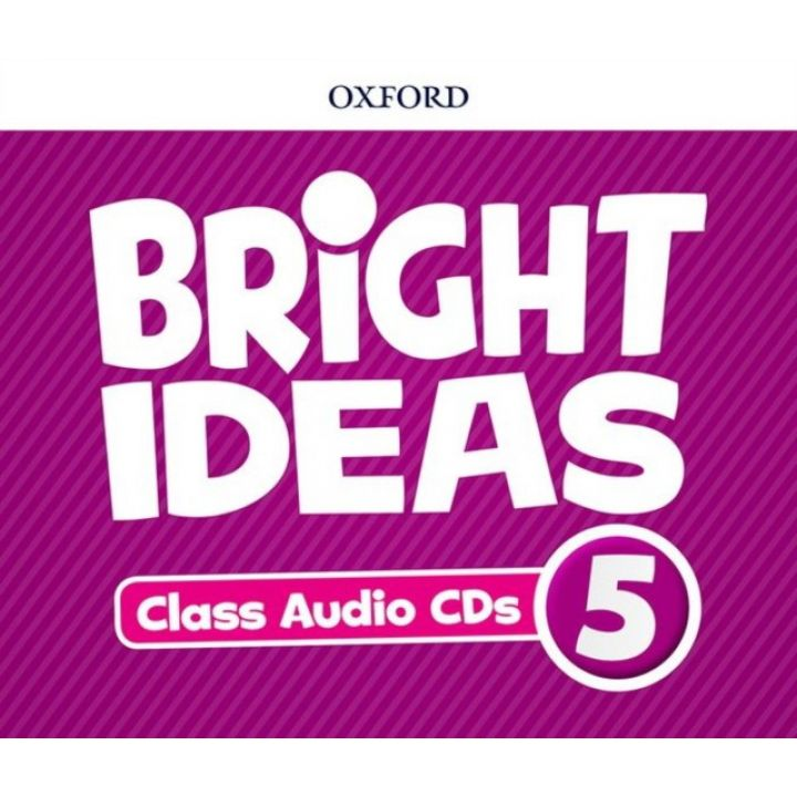 BRIGHT IDEAS 5 CLASS CD