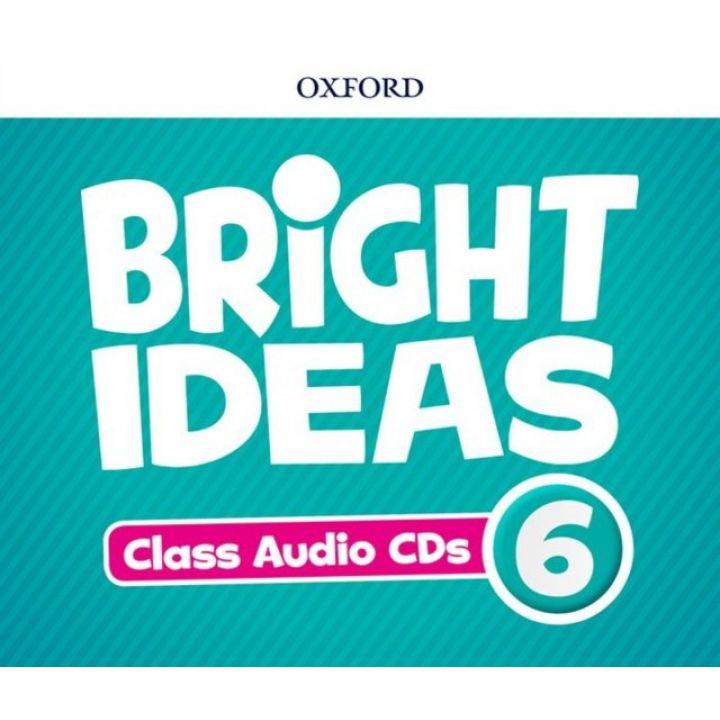 BRIGHT IDEAS 6 CLASS CD