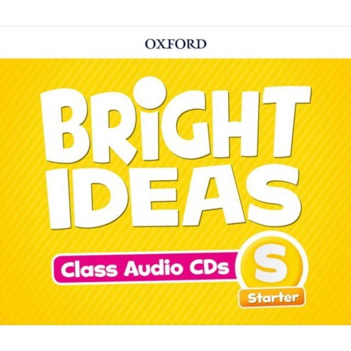 BRIGHT IDEAS STARTER CLASS CD