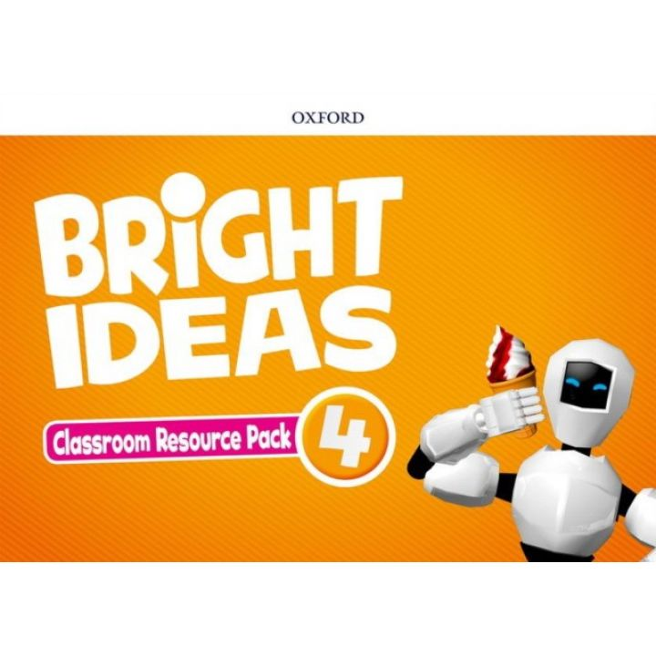 BRIGHT IDEAS 4 CLASSROOM RESOURCE PACK