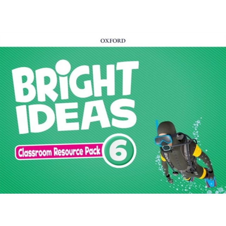 BRIGHT IDEAS 6 CLASSROOM RESOURCE PACK