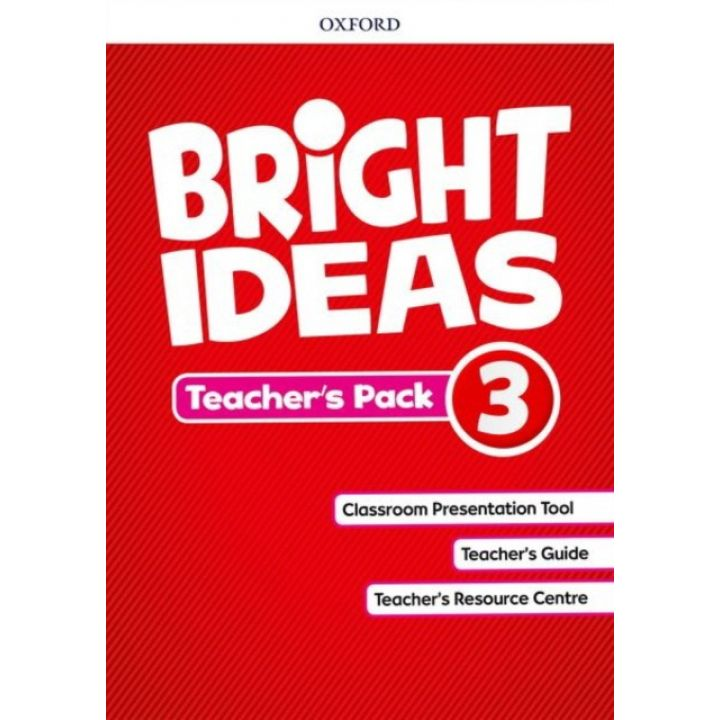 BRIGHT IDEAS 3 TEACHER'S PACK