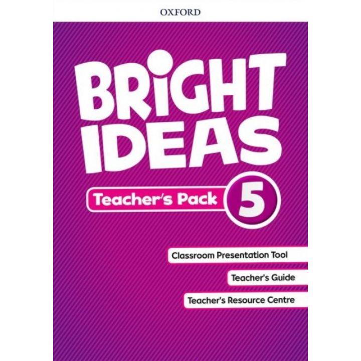 BRIGHT IDEAS 5 TEACHER'S PACK