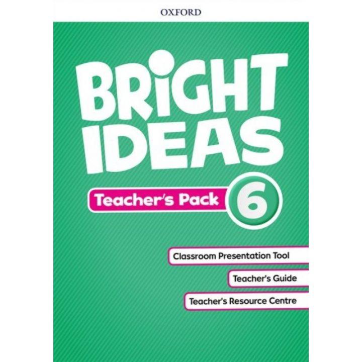 BRIGHT IDEAS 6 TEACHER'S PACK