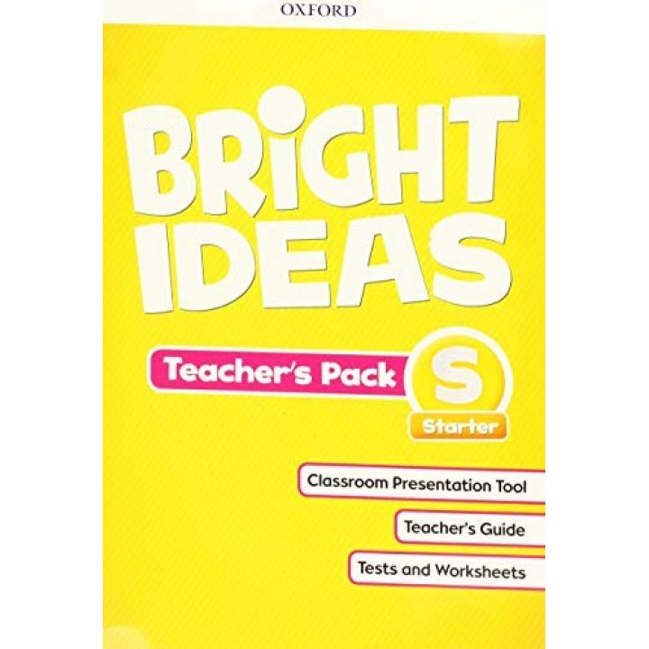 BRIGHT IDEAS STARTER TEACHER'S PACK