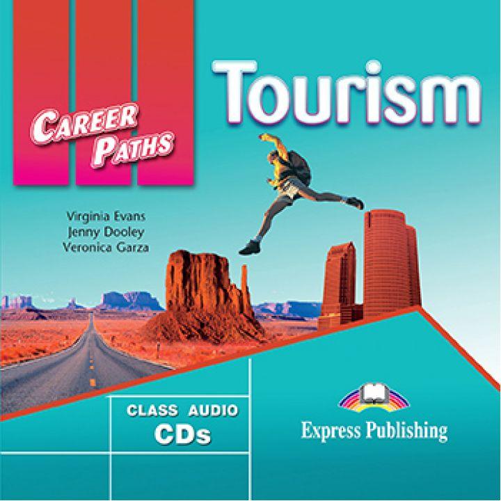 CAREER PATHS TOURISM CLASS CDs (set of 2)