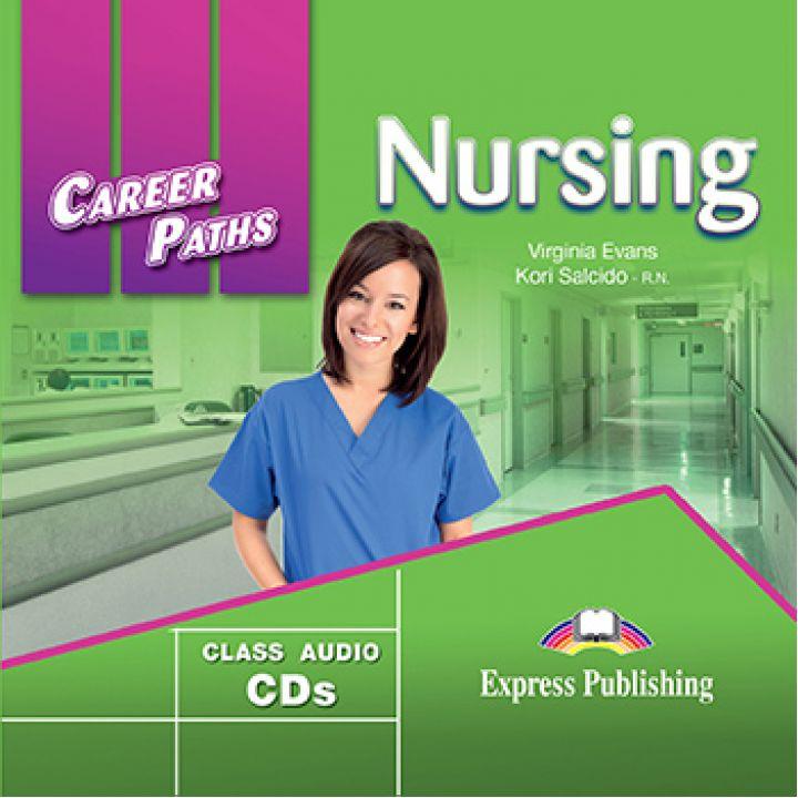CAREER PATHS NURSING CLASS CDs (set of 2)