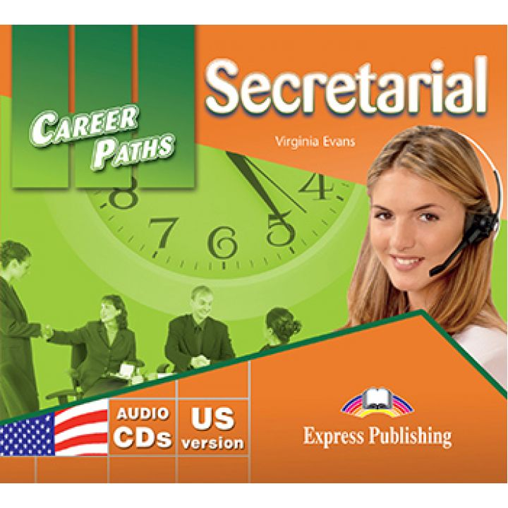 CAREER PATHS SECRETARIAL CLASS CDs (set of 2)