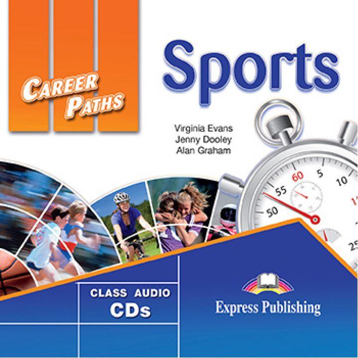 CAREER PATHS SPORTS CLASS CDs (set of 2)