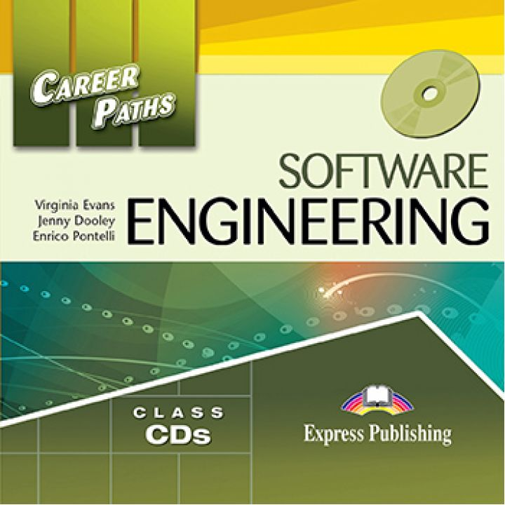 CAREER PATHS SOFTWARE ENGINEERING CLASS CDs (set of 2)