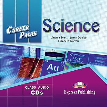CAREER PATHS SCIENCE CLASS CDs (set of 2)