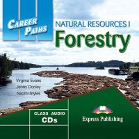 CAREER PATHS FORESTRY CLASS CDs (set of 2)