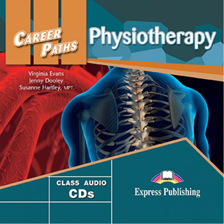 CAREER PATHS PHYSIOTHERAPY CLASS CDs (set of 2)