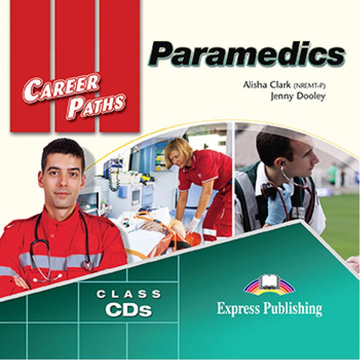 CAREER PATHS PARAMEDICS CLASS CDs (set of 2)