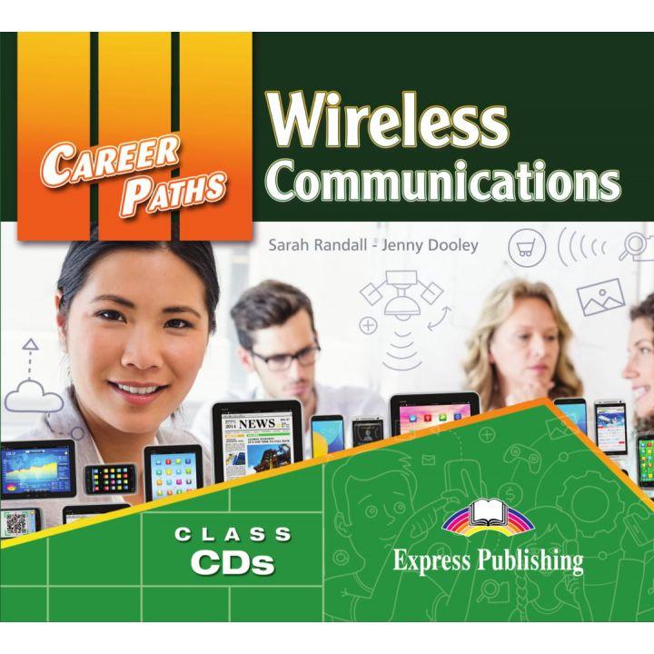 CAREER PATHS WIRELESS COMMUNICATIONS CLASS CDs (set of 2)