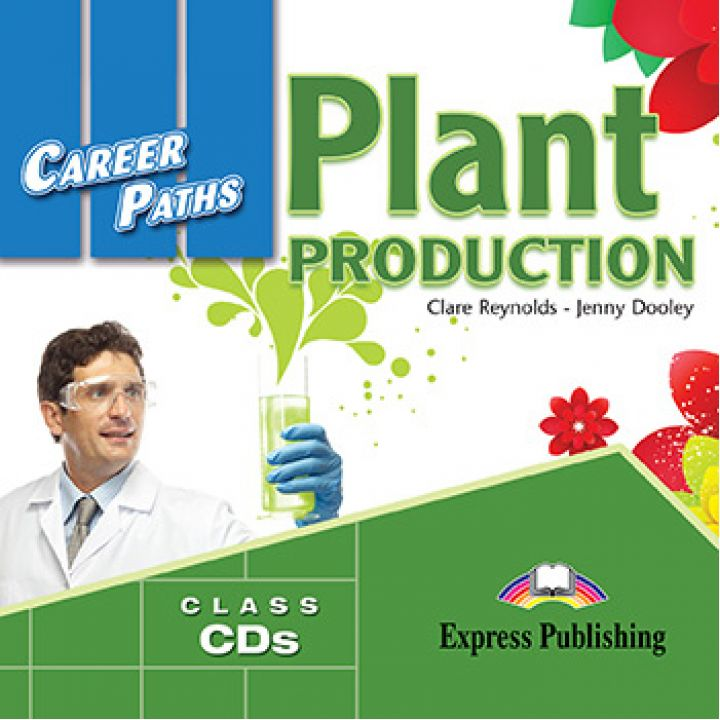 CAREER PATHS PLANT PRODUCTION CLASS CDs (set of 2)
