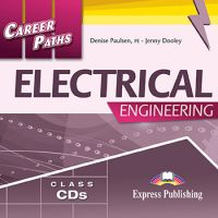 CAREER PATHS ELECTRICAL ENGINEERING CLASS CDs (set of 2)