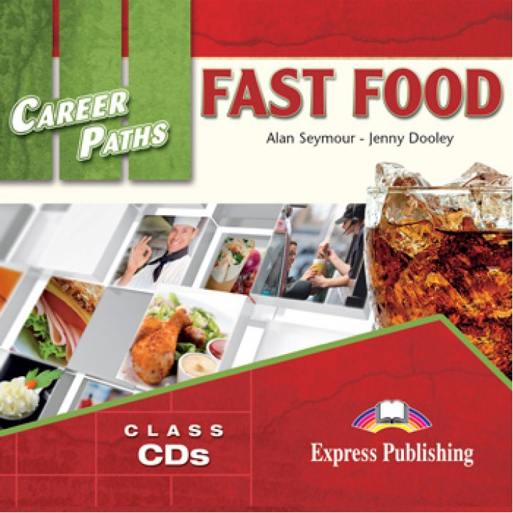 CAREER PATHS FAST FOOD CLASS CDs (set of 2)