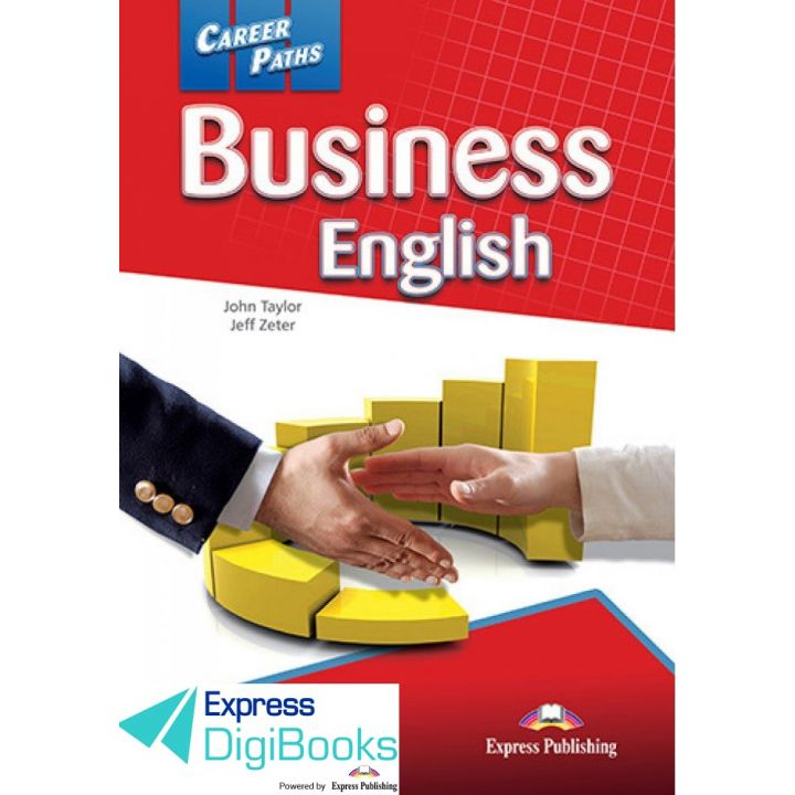 CAREER PATHS BUSINESS ENGLISH STUDENT'S BOOK DIGIBOOK APPLICATION