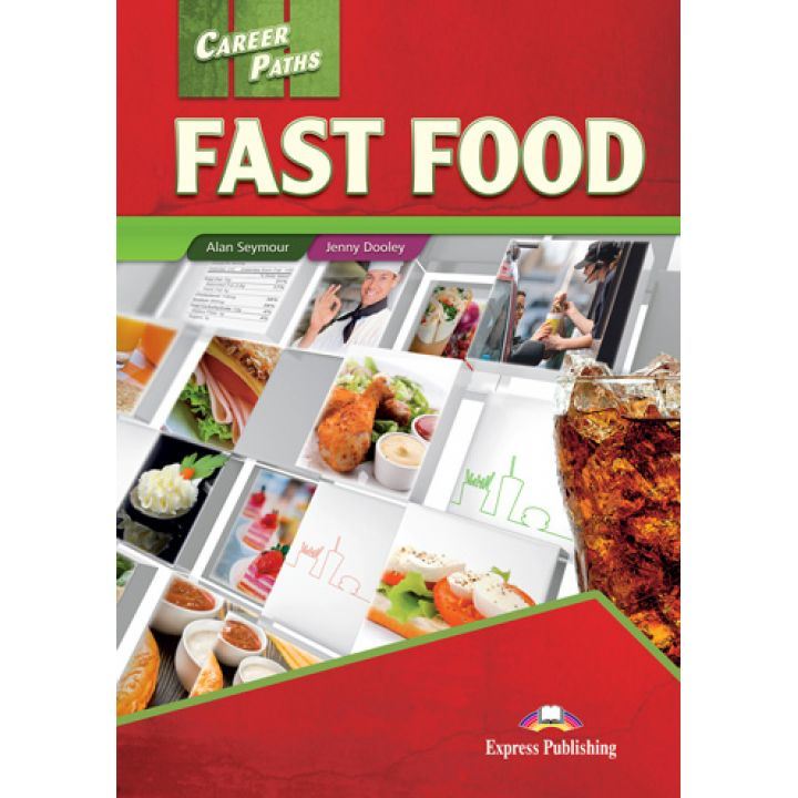 CAREER PATHS FAST FOOD STUDENT'S PACK WITH DIGIBOOK APP