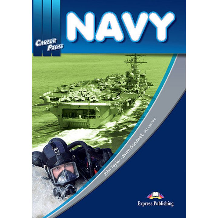 CAREER PATHS NAVY STUDENT'S BOOK