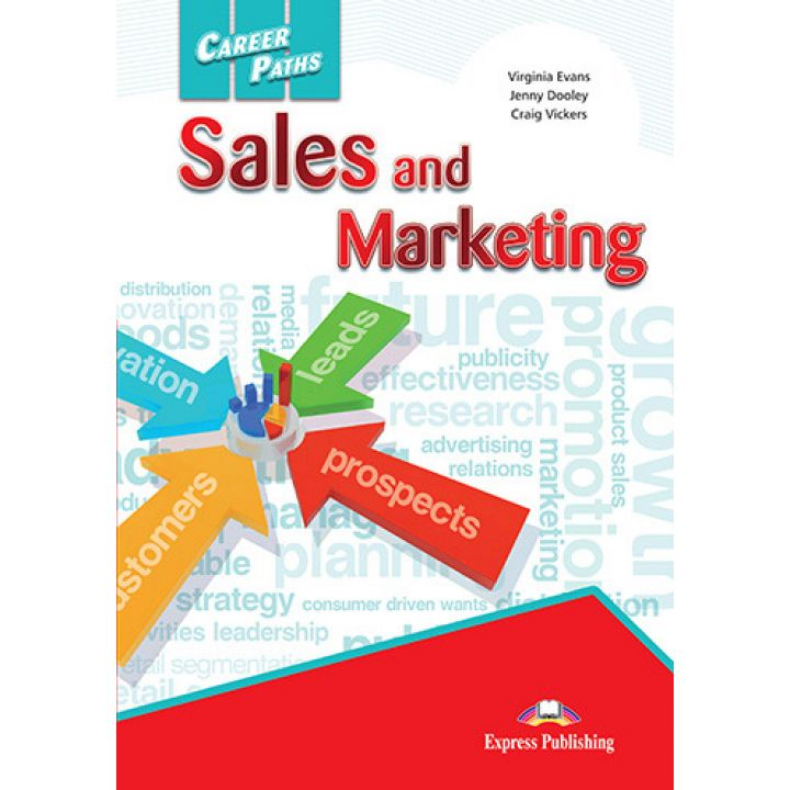 CAREER PATHS SALES AND MARKETING STUDENT'S BOOK